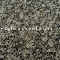 YL-G028 polished green granite slab
