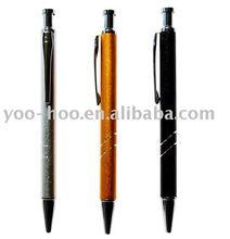 Metal ballpoint pen