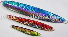 lead vertical jig fishing lure