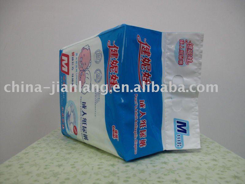OEM Japanese Adult Diaper