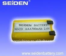 HIGH-TEMP Ni-Cd Battery Packs for Emergency Lighting