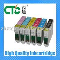 ink cartridge Compatible Epson T0761 T0762 T0763 T0764 Epson Stylus CX2900