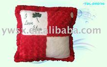 plush cushion,plush pillow,stuffed cushion TDL-PA074