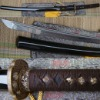 Handcrafted Katana (1095 High Carbon Steel With Real Hamon)