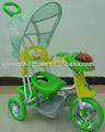 bebé triciclo