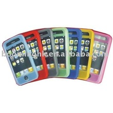 silicon case for iphone for 3G 3GS