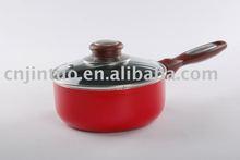 aluminium non-stick milk pot