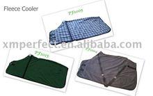 fleece cooler
