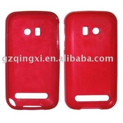 cellphone tpu case for htc6975/imagio/soft case