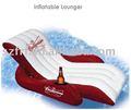 Silla inflable flotante, inflables balancín flotante, piscina inflable salón