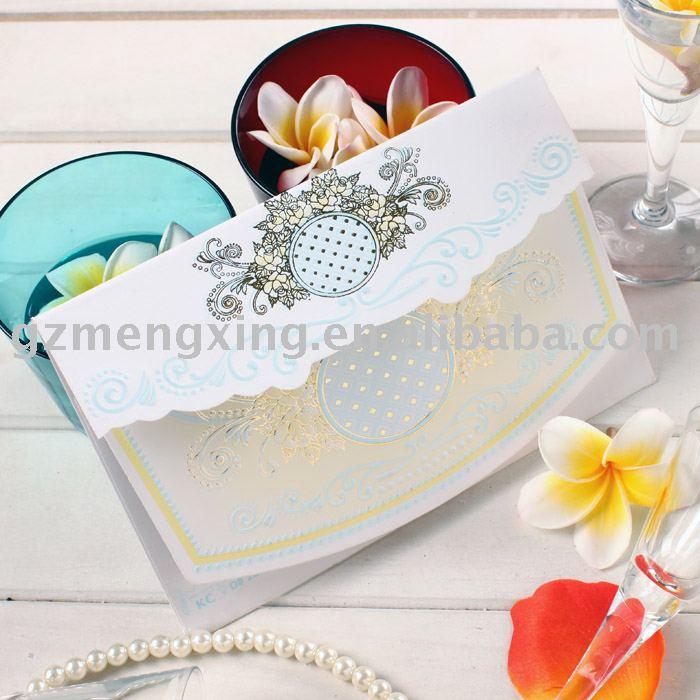 See larger image unique wedding invitation