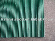 Bamboo Fence Plastic Coated