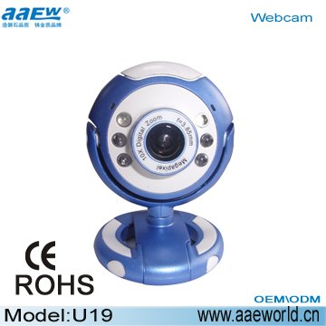 usb webcam driver download U19