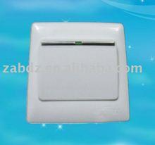 86 Type 1 Channel AC Wireless Switch Controller Switch (ZAB86-1)