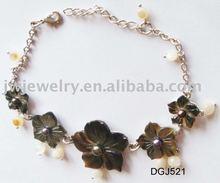 shell bracelet,seashell bracelet,nature seashell bracelet