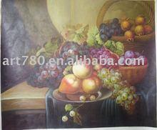 Fruit oil painting,Canvas art