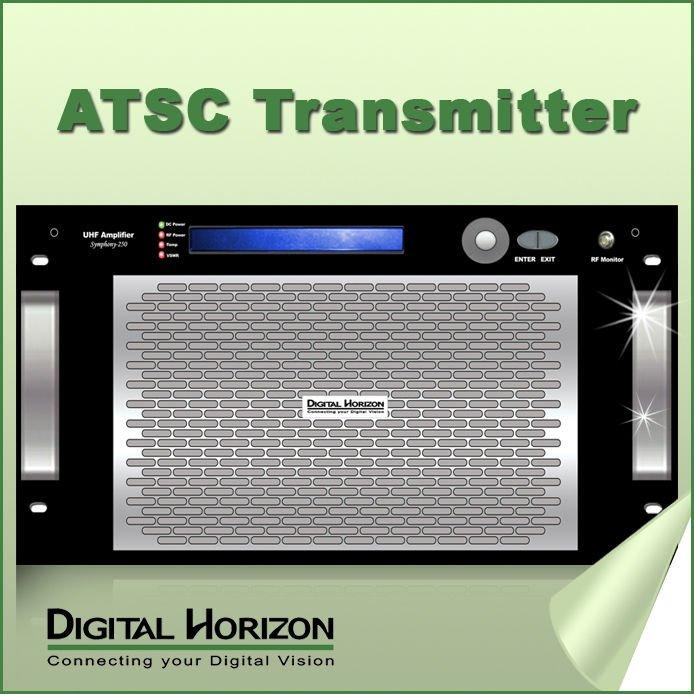 ATSC transmitter