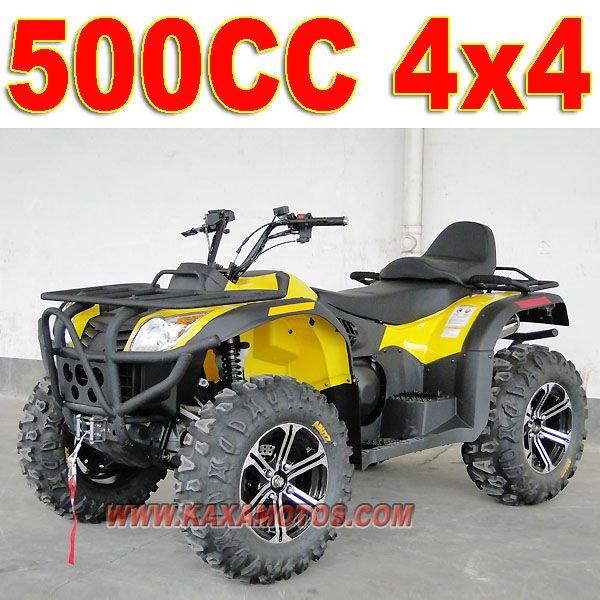 500cc 4x4 Off Road Vehicle