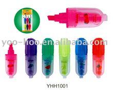 Chisel Nib Mini Highlighter pen YHH1001