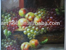 Fruit oil painting,oil painting