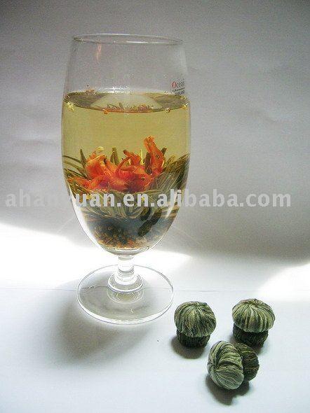 Blooming tea /flower blooming tea