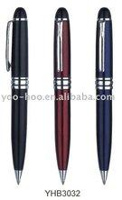 Laser Etching Metal Ballpoint Pen YHB3032