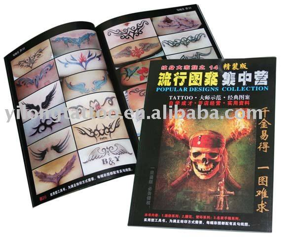 See larger image: tattoo book tattoo flash tattoo magazine.