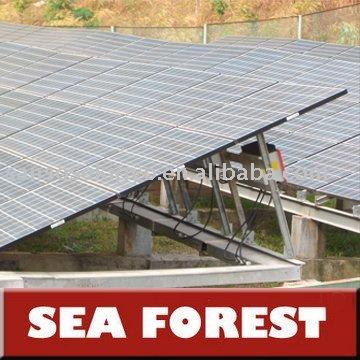 50KW sistema de energía Solar Grid