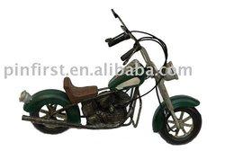 Metal Motorcycle Model