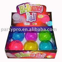100MM hollow super bouncing ball
