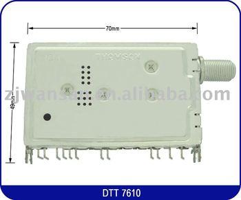 HIGH QUALITY TV TUNER DTT 7610
