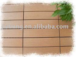 Outdoor Cork Flooring