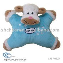 Sheep Pillow Soft Children Pillow Cartoon Plush Pillow