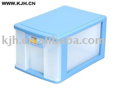Plástico gavetas