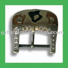 Metal Bag Accessories for Leather Goods - Enamel Belt Buckle