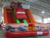 inflatable slide,inflatable truck slide,inflatable slide way