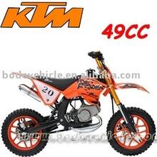 MINI 50cc dirt bike 50CC pocket bike MC-699