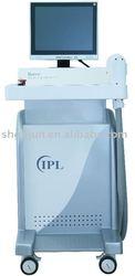 *** Vertical IPL Hair Removal & Skin Rejuvenation Beuaty Equipment (CE MCE ISO)
