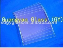 GY clear sheet glass
