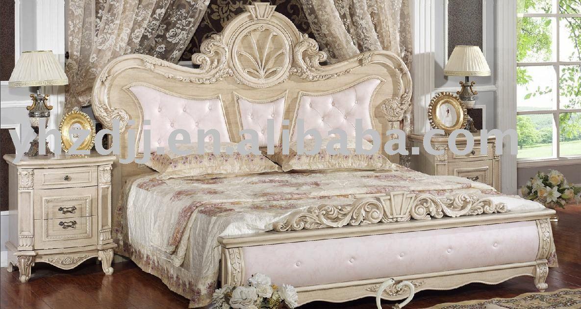 Muebles de dormitorio cama doble 80082CamasIdentificación del