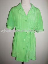 silk blouse/silk dress/silk tops