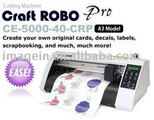 GRAPHTEC Craft ROBO vinyl cutter, cutting plotter