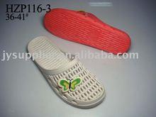 Comfortable&durable pcu sandal