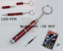 spring brand LED PEN,led light pen,flashing pen