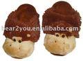 подушки домашние животные - тапочки плюша животное ( китайский профессиональное изготовление подушки домашних животных, наш веб-сайт: http:/всп. Bear2you. ком )