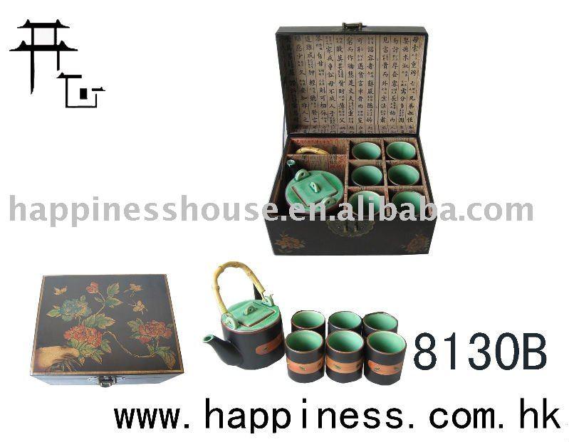 Antique Japanese Tea Set Japanese Tea Set Box