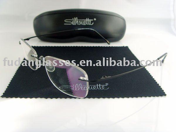 Silhouette eyeglasses - TheFind