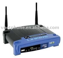 Linksys Broadband Router WRT54GS(L)
