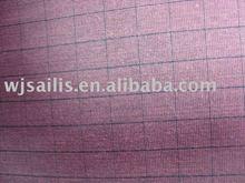 tencel/poly jacquard/tencel fabric