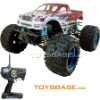 rc gas car/1:8 Scale 28 Engine Powered 4WD Monster Car